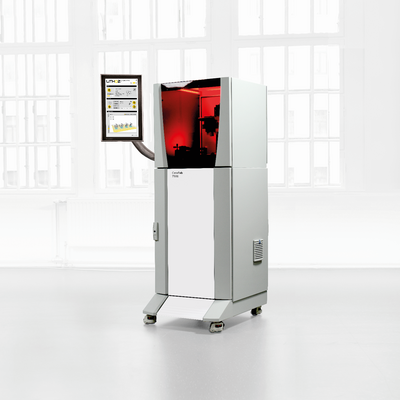 Photo of the CeraFab 7500 3D printer
